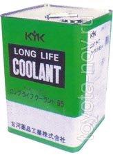 56-208 - Антифриз KYK концентрат зелёный 20 литров