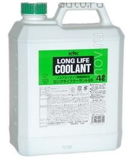 54-004 - Антифриз KYK концентрат зелёный  4 литра