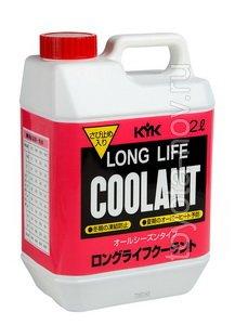 52-003 - Антифриз KYK концентрат красный   2 литра