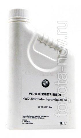 83220397244 - Масло трансмиссионное TF 0870 для раздаточной коробки - 1 литр