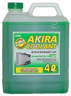 54-028 - Антифриз KYK готовый -40C зелёный  4 литра