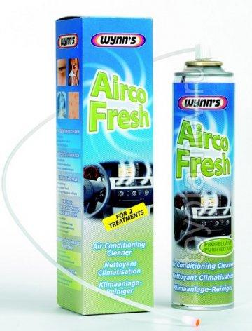W30202 - WYNNS  Airco Fresh - Средство для очистки и дизенфекции систем кондиционирования - 0,25 литра