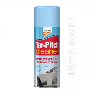 331207 - Очиститель смолы и гудрона 400 ml.