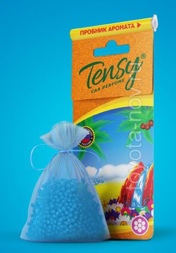 "TTE-07 - Ароматизатор TENSY ""Морской бриз"" мешочек (TME-07 гранула)"