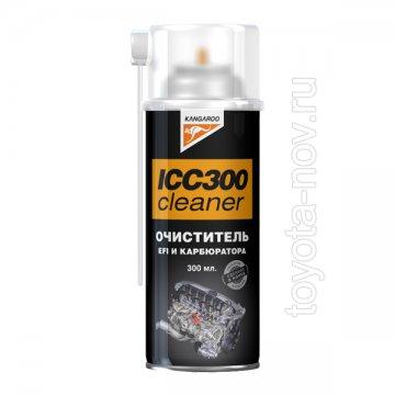 355043 - Очиститель EFI и карбюратора ICC300  (300ml)