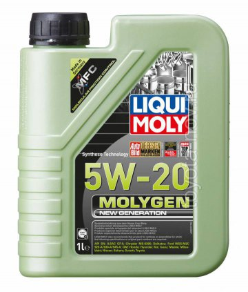8539 - Масло моторное Liqui Moly Molygen New Generation  5W20 -  1 л