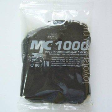 1103 - Восстанавливающая смазка МС 1000,  80г стик-пакет (4607012402622)