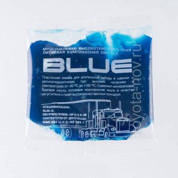 1301 - Высокотемпературная комплексная литиевая смазка MC 1510 BLUE, 30г стик-пакет (4607012402646)
