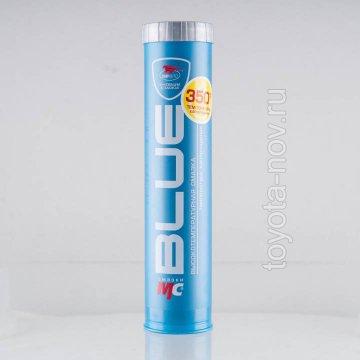 1304 - Высокотемпературная комплексная литиевая смазка MC 1510 BLUE, 420мл картридж (4607012401977)