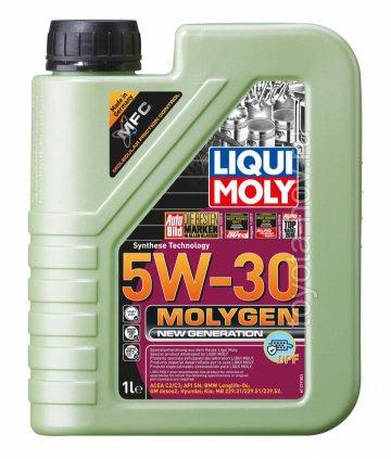 21224 - Масло моторное Liqui Moly Molygen New Generation  5W30 DPF -  1 л