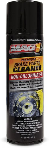 MAG00579 - Очиститель тормозной системы MAG 1 Premium Brake Parts Cleaner - 397 мл США