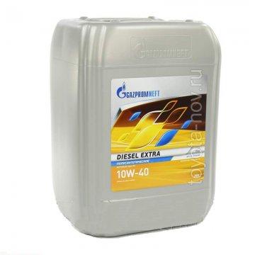 2389901229 - Масло моторное Газпромнефть Diesel Extra 10W-40 - 20 л