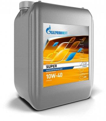 2389906501 - Масло моторное Газпромнефть Super 10W-40 - 20 л